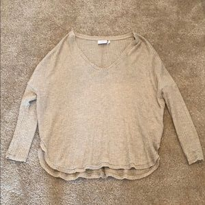 Urban outfitters oversized top